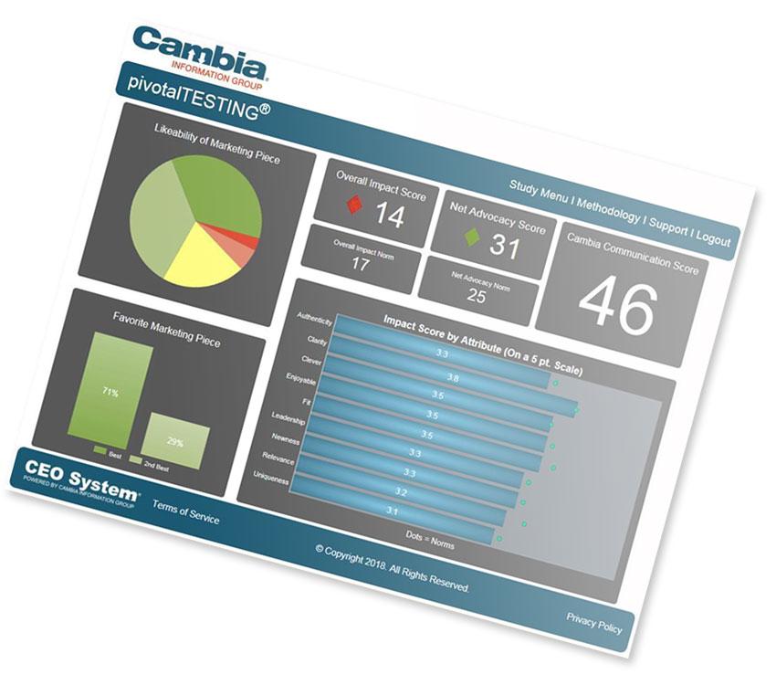 pivotalTESTING sample report
